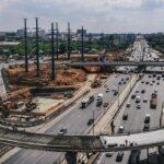 Москва заняла второе место по темпам дорожного строительства